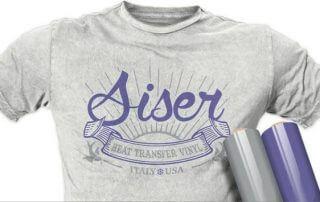 Siser EasyWeed HTV - The best heat transfer vinyl