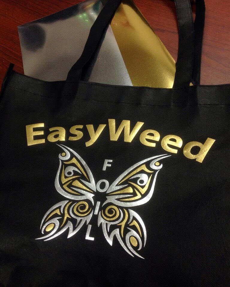 Siser Easyweed Foil Metallic Htv Sheets Milansignsupply