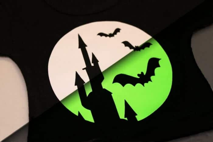 Glow in the Dark Heat Transfer Vinyl Sheets