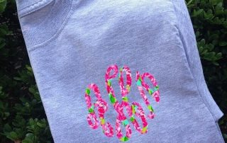 Lilly Pulitzer Heat Transfer Vinyl (HTV)
